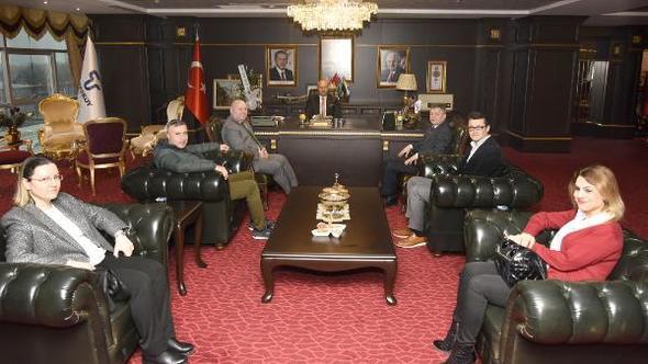 Başkan Togar: Sivil Toplum Kuruluşlarının fikirlerini önemsiyoruz Samsun, Samsun Balkan Türkleri Derneği,tekkekoy