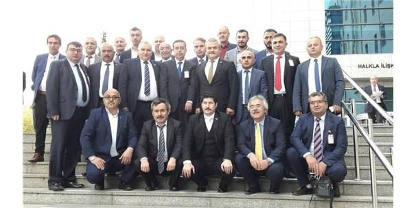 Yeniceliler Derneğinden Ankara Çıkarması Cumhurbaşkanlığı, Yenice, Zonguldak, Ankara, Ereğli, Karabük, eğitim, Ak Parti, karaman, Karabük Haberleri
