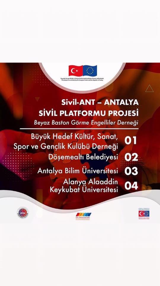 SivilAnT Projesi başladı